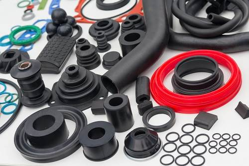 Many different rubber substrates.